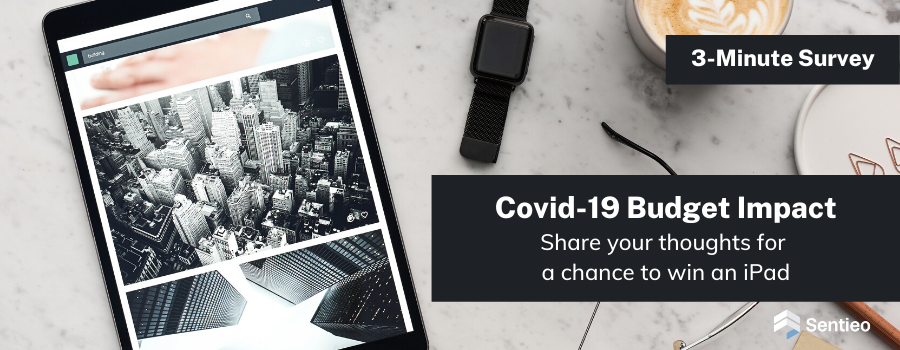 0420 Covid-19 Budget Impact Survey iPad Banner