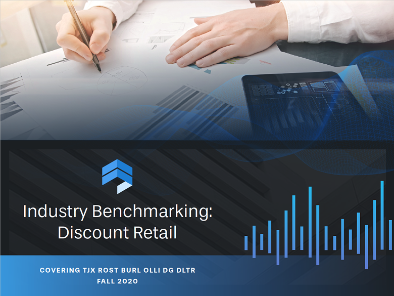 1020 Industry Benchmark - Discount Retail