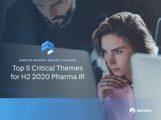 2Q20 Earnings Week Pharma Market Report IR