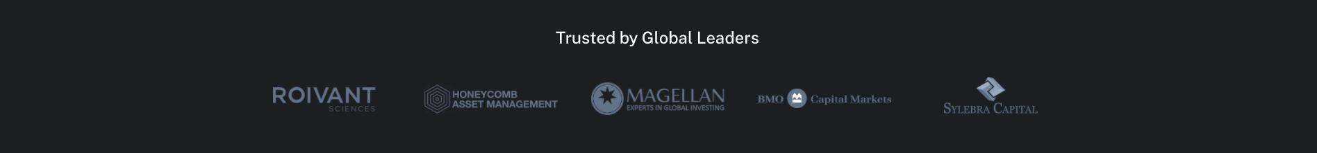 Customer logos 0420 trusted by global leaders
